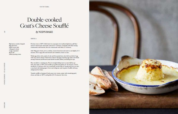 Cookbook sample page